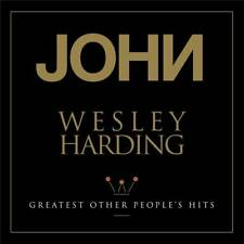 John Wesley Harding Greatest Other People'S Hits Limited Rsd 2018 New Vinyl Lp