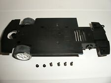 Scalextric - W9266 Nissan Skyline Underpan Chassis & Front Wheels - NEW