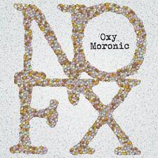 "NOFX - OXY MORONIC (LIMITED WHITE 7"")   VINYL LP SINGLE NEU"
