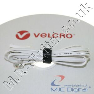 VELCRO® ONE-WRAP® Double-Sided Hook & Loop Cable Tidy Straps 10mm Width
