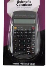 Students School Office Handheld Electronic Calculator Scientific with Cover