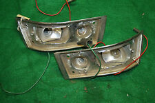Triumph TR2000 Rear Tail Light Assemblies