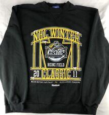 NHL Winter Classic Heinz Field Pittsburgh Men's Sweatshirt Size Large