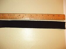 1 PR ALL NEW COTTON RIBBED 12 INCH BLACK SOCKS FOR 14 TO 26 INCH ANTIQUE DOLLS
