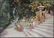 AA5151 Roma - Provincia - Tivoli - Villa d'Este - Viale delle Cento Fontane