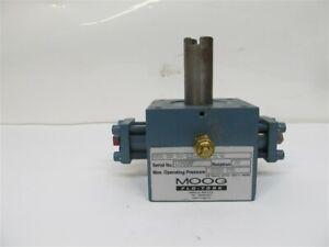 Moog, 900-90-00-ET-MS13-X-N, Flo-Tork Actuator, Max PSI 3000