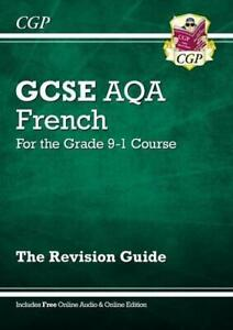 Neuf Gcse Français Aqa Revision Guide - Pour The Grade 9-1 Course (Avec Online