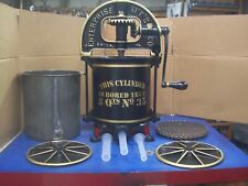 Enterprise 8 Qt Sausage Stuffer Lard Wine Fruit Duck Press