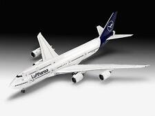 "Revell Boeing 747-8 Lufthansa ""New Livery"" in 1:144 Revell 03891   ."
