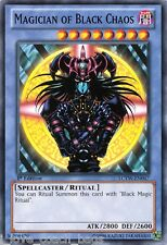 Magician of Black Chaos  LCYW Yugi's World Yugioh Mint Cards