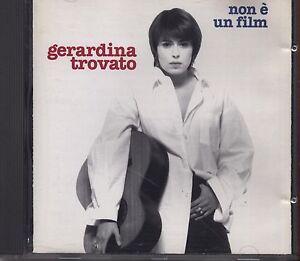 GERARDINA TROVATO - Non e' un film - ANDREA BOCELLI CD 1994 USATO OTTIME COND.