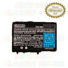 AUTHENTIC OEM Nintendo DS Lite USG-001 USG-003 Rechargeable Battery - NEW