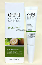 Opi - Pro Spa Hand & Cuticle Oil To Go w/pen brush .25oz -1 count
