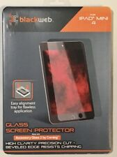 Blackweb Glass Screen Protector for iPad Mini 4