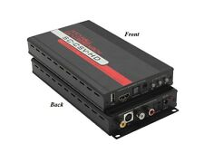 Hall Research SC-CSV-HD Composite and S-Video to HDMI Video Processor