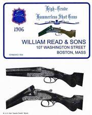 William Read and Sons Gun 1906 Catalog (Boston, MA) Catalog