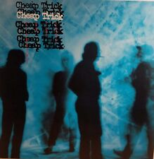 Cheap Trick 'Standing On Edge' Poster Flat Suitable for Framing Mint! 1985