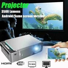 T6 Home High Definition Projector LED Mini Same Screen Version Projector UK