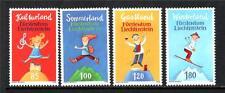 LIECHTENSTEIN MNH 2006 SG1405-1408 TOURISM