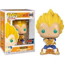Dragon Ball Z Vegeta Final Flash NYCC Exclusive Pop! Vinyl Figure #669 Anime