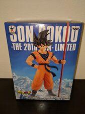 Dragon Ball Super Broly The Movie Son Gokou Goku the 20th Film Limited Figure