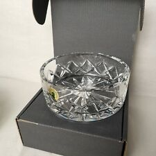 More details for waterford crystal wine coaster made in ireland 5.25