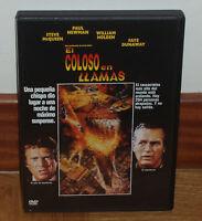 EL COLOSO EN LLAMAS - DVD - NUEVO - PAUL NEWMAN - CINE CLASICO - ACCIÓN