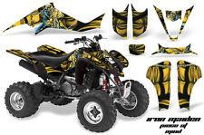 ATV Decal Graphic Kit Wrap For Suzuki LTZ400 Kawasaki KFX400 2003-2008 IM POM