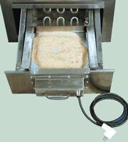 Elektro - Heizung für Räuchergeräte F I und F II  Ausführung Stahl galvanisiert