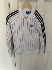 Ladies Classic Adidas Jacket Size UK 6. Immaculate Condition