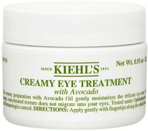 Kiehl's Creamy Eye Treatment With Avocado 28g Skin Moisturising Cream - RRP £41