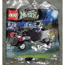 LEGO Monster Fighters 30200 Zombie chauffeur coffin car. Small polybag set.