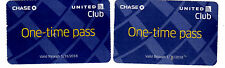 TWO United club passes Exp 01/31/18 ^ e-delivery available + Drink Bonus!