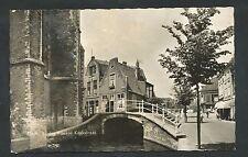 Delft  Rustig hoekje Kerkstraat