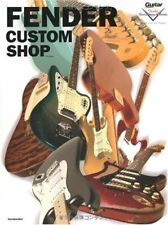 Japanese GUITAR Magazine Photo BOOK All about FENDER CUSTOM SHOP Special Music