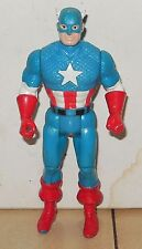 1990 Toy Biz Marvel Super Heroes Captain America Action Figure