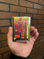 2019-20 Panini Chronicles Coby White Flux Silver Prizm Rookie RC Card #583
