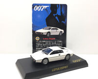 1/72 Kyosho 007 The Spy Who Loved Me 1977 Lotus Esprit Diecast Car Model