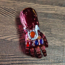Avengers 4 Thanos Iron Man MK85  Infinity Gauntlet Toys Key Chain Accessorie