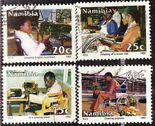 NAMIBIA 1992 DISABLED WORKERS COMPLETE POSTALLY USED SET 0680