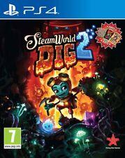 Steamworld Dig 2 (PS4) Neuf Et Scellé-EN STOCK-Envoi Rapide-IMPORT