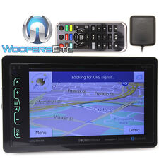 "SOUNDSTREAM VRN-65HXB 6.2"" CD DVD GPS USB NAVIGATION BLUETOOTH SIRIUS XM READY"