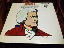 MOZART CLARINET QUINTET K581 PIANO WIND QUINTET K452 DECCA SDD289  VINYL LP NM