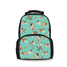 School Backpack Cute Cartoon Dog Teenage Girls Children Bookbag mochila infantil
