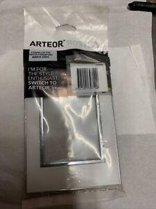 Legrand HPM Coverplate Mirror White ARTEOR Universal plate 5 754 34
