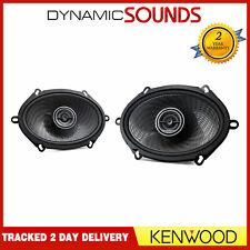Kenwood 640w total 2way 5.25 Pulgadas 13cm coche door//shelf Altavoces Coaxiales Nuevos Par