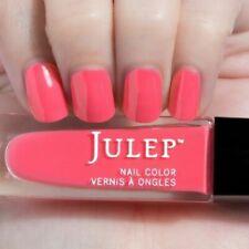 NEW! Julep nail polish HAYAT 0.27 Fl. Oz. Blazing hibiscus creme ~ Pink