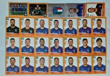 UEFA Euro 2020 Preview 528 stickers version, choose a complete team