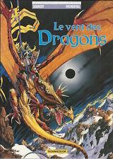 Chroniques de la Lune noire • Le vent des dragons • EO 1990 • BE