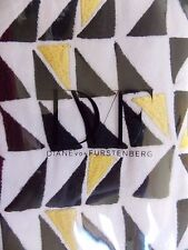 New Diane von Furstenberg Miro Flower Grand Lobby Euro Pillow Sham